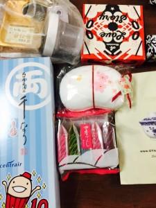 名古屋と上海土産