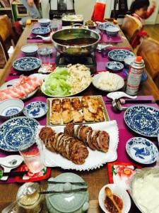 上海友人会料理