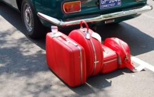 上海旅行 スーツケース