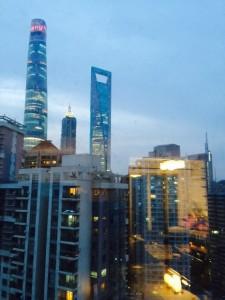 上海摩天楼