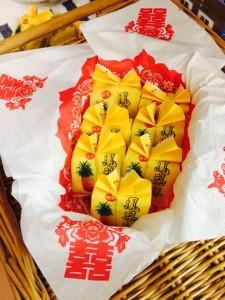 点心・中華料理教室 KonaHouse パイナップルケーキ
