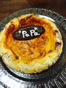 点心・中華料理教室 KonaHouse チーズケーキ
