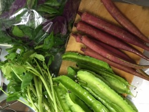 konahouse 沖縄野菜